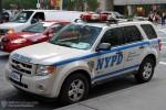 NYPD - Manhattan - Traffic Enforcement District - FuStW 6913