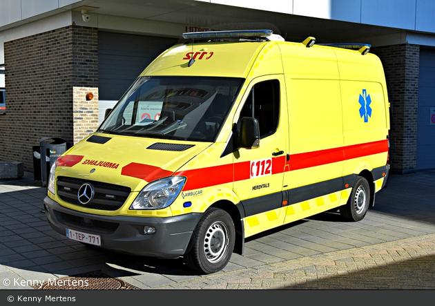 Herentals - Hulshoutse Ambulancedienst - RTW
