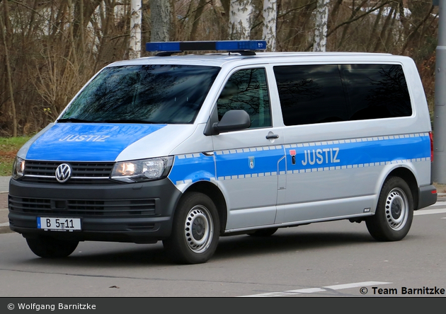 B5-11 - VW T6 - GefKW Justiz