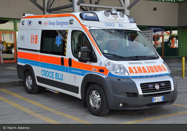 Verona - AVSS Croce Blu - RTW - 8