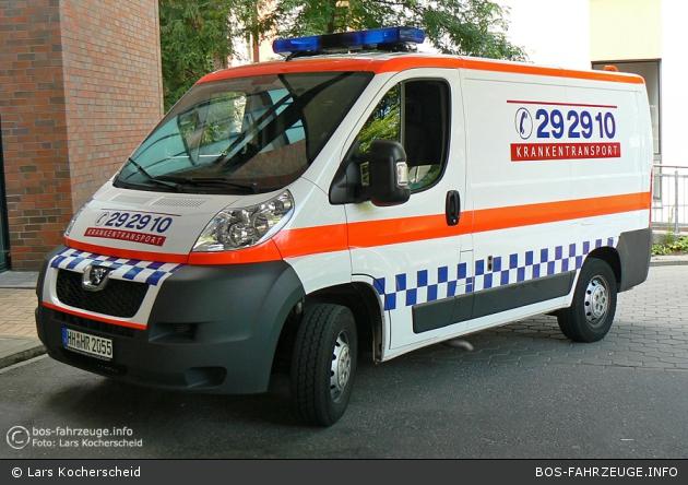 292910 Krankentransport Hamburg - KTW (HH-HR 2055)