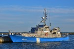 "Heltermaa - Politsei- ja Piirivalveamet - Küstenstreifenboot ""025"""