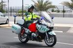 Arrecife - Guardia Civil Tráfico - KRad