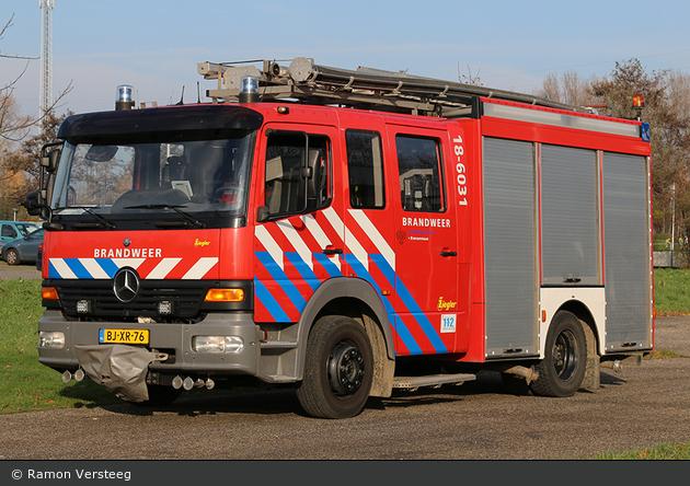Hoeksche Waard - Brandweer - HLF - 18-6031 (a.D.)
