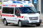 Krankentransport SMH - KTW (B-KG 9656)