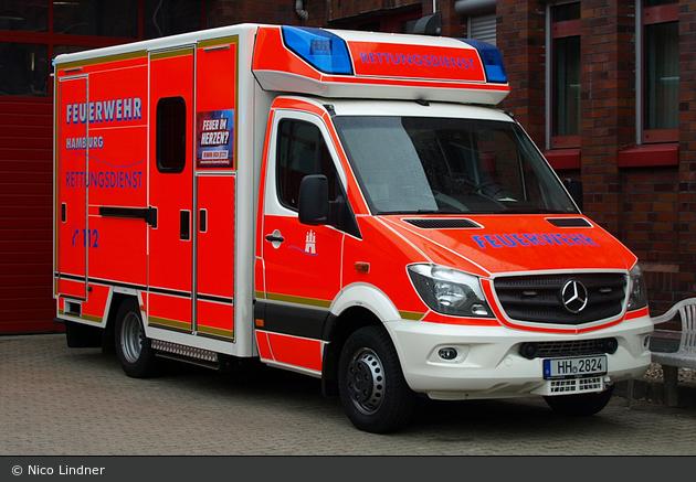 Florian Hamburg RTW (HH-2824)