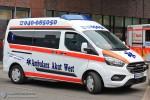 Ambulanz Akut West - KTW (HH-KT 993)