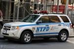 NYPD - Manhattan - Traffic Enforcement District - FuStW 6937