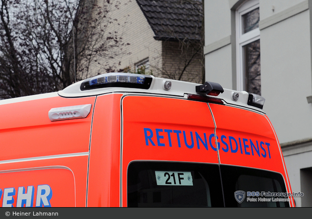 Florian Hamburg RTW (HH-2884)