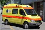 Biel/ Bienne - Ambulanz Region Biel - RTW - Cephalo 02