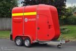 Stratton St Margaret - Dorset & Wiltshire Fire and Rescue Service - Horsebox