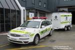 Timaru - St John Ambulance - PKW 808 + Anhänger MCI2