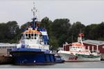 MV - Schlepper Fairplay 25 & Seenotrettungskreuzer WILHELM KAISEN
