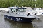WSP 44 - Polizeistreifenboot