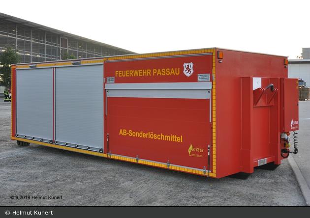 Florian Passau AB-Sonderlöschmittel