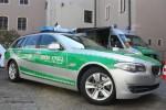 R-PR 383 - BMW 5er Touring - FuStW - Regensburg