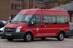 Lincoln - Lincolnshire Fire & Rescue - Van