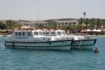Sharm el Sheikh - Marine Police - Boot