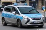 B-30760 - Opel Zafira Tourer - FuStW
