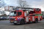 Utrecht - Brandweer - DLK - 09-4852