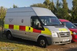 Corby - Northamptonshire Fire and Rescue Service - Van