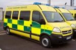 Tullamore - HSE National Ambulance Service - BTW