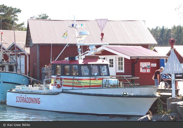"""Kållandsö - Sjöräddningssällskapet - Rettungsboot """"Signe och Gunnar Nilsson"""" - 12,2-1"""