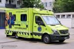 Basel - Sanität Basel-Stadt - Baby-Ambulance - Ambu 33