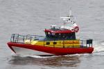 """Fjällbacka - Sjöräddningssällskapet - Seenotrettungsboot """"12-32 Leif Johansson"""""""