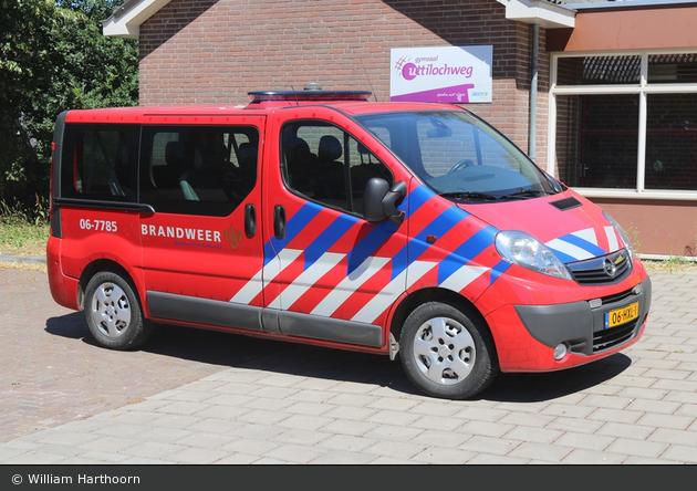 Apeldoorn - Brandweer - MTW - 06-7785