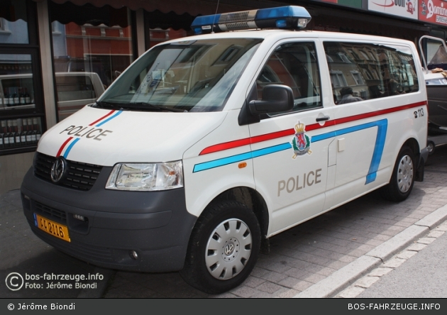 AA 2116 - Police Grand-Ducale - FuStW