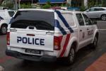 Singapore - Singapore Police Force - FuStW