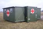 Drehtainer - Drehtainer - mobile Sanitätsstation