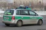 B-30161 - VW Touran 1.9 TDI - FuStW