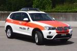 Neubüel - KaPo Zürich - Patrouillenwagen - 8720