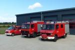 NI – FF Flecken Ottersberg – OF Otterstedt - Fahrzeugpark 2020
