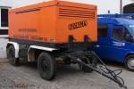 Heros Markt Schwaben Stromerzeuger 58 kVA