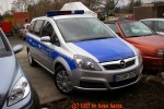 Bad Homburg - Opel Zafira - FuStw