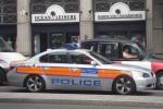 London - Metropolitan Police Service - FuStW - EZL (a.D.)