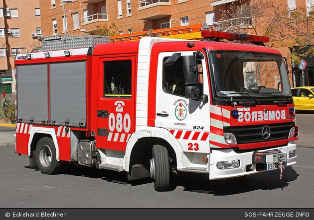 Almería - Bomberos - TLF - 23