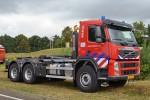 Amsterdam - Brandweer - WLF - 13-9186