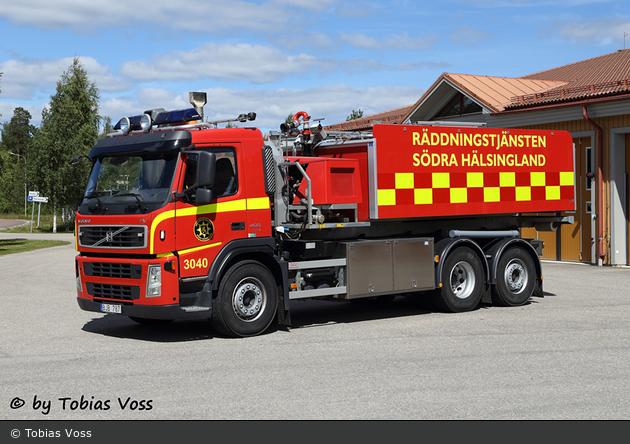 Bollnäs - Räddningstjänsten Södra Hälsingland - Lastväxlare - 2 26-3040