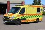 Vara - Västra Götaland Ambulanssjukvård - RTW - 3 53 - 9340