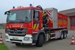 Brugge - Brandweer - WLF-Kran - 30