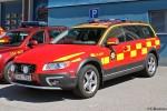 Uddevalla - Räddningstjänsten Mitt Bohuslän - KdoW - 254-8080