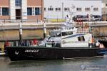 Oostende - Administratie van de Douane en de Accijnzen - Patrouillenboot ZEEWOLF
