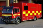 Morriston - Mid and West Wales Fire and Rescue Service - LRU (a.D.)