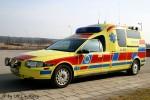 Edsbyn - Landstinget Gävleborg - Ambulans - 45 935 (a.D.)