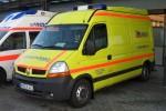 City-Ambulanz RTW 2-3 (a.D.) (HH-CA 423)