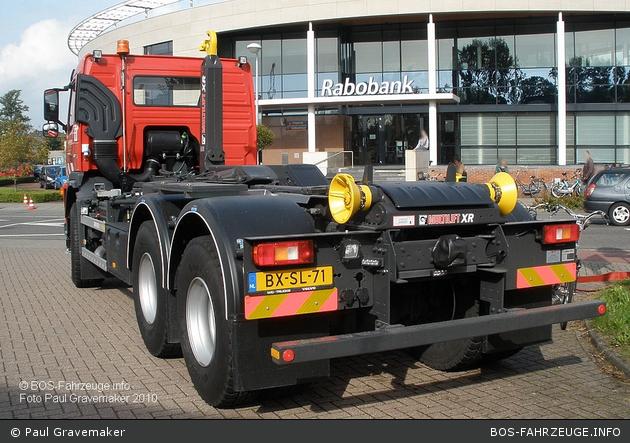 Amsterdam - Brandweer - WLF - 13-9089